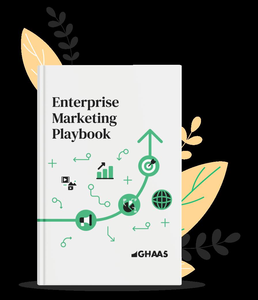 Enterprise Marketing Playbook banner